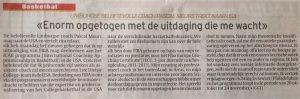 Het Laatste Nieuws, 19/10/2013