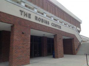 The renewed Robins Center at Richmond