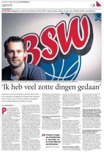 Limburgs Dagblad, 10/10/2015