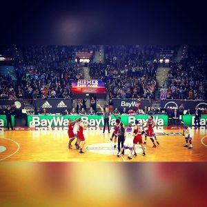 BEKO BBL - Bayern Munich vs BG Göttingen