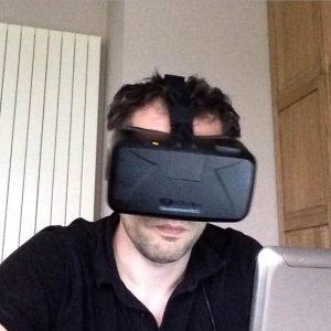 3D glasses (Oculus)