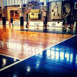 Lithuanian youth basketball school AISCIAI in Kaunas