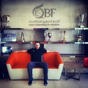 Qatar Basketball Federation (QBF)